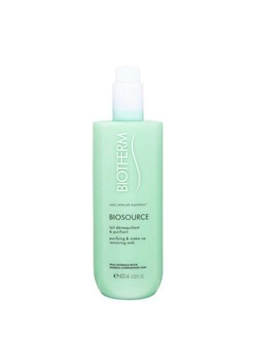 Biotherm Biosource Micellaire Cleanser Makeup Remover 400 Ml Makyaj Temizleyici Renksiz